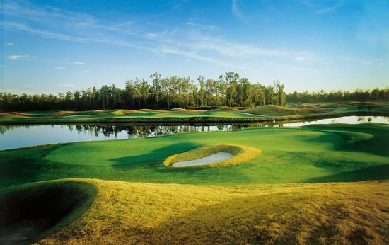 Biggest Myrtle Beach golf story of the year was Barefoot being named North American Golf Destination of the Year