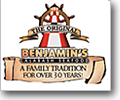 Captain Benjamin's Original Calabash Seafood Buffet is a great stop on a Myrtle Beach golf vacation!