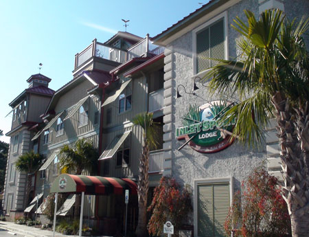 Inlet Sports Lodge is a Myrtle Beach golf favorite