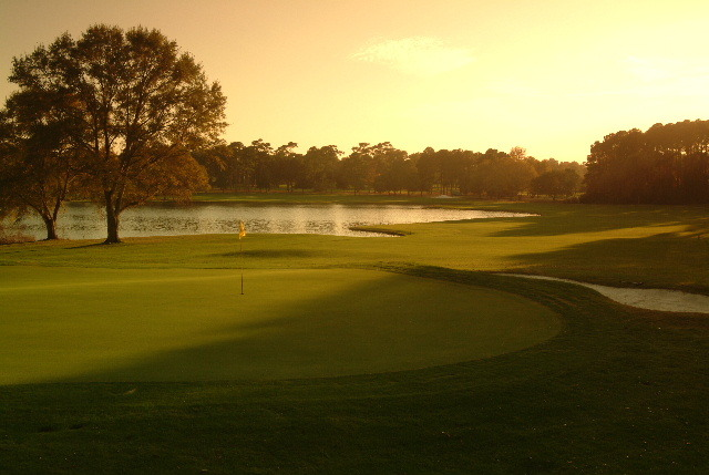 Dunes Club is the Myrtle Beach golf course of the year